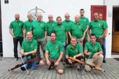 Team-grün